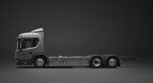 Scania: sokoldalú hibrid tehergépkocsik