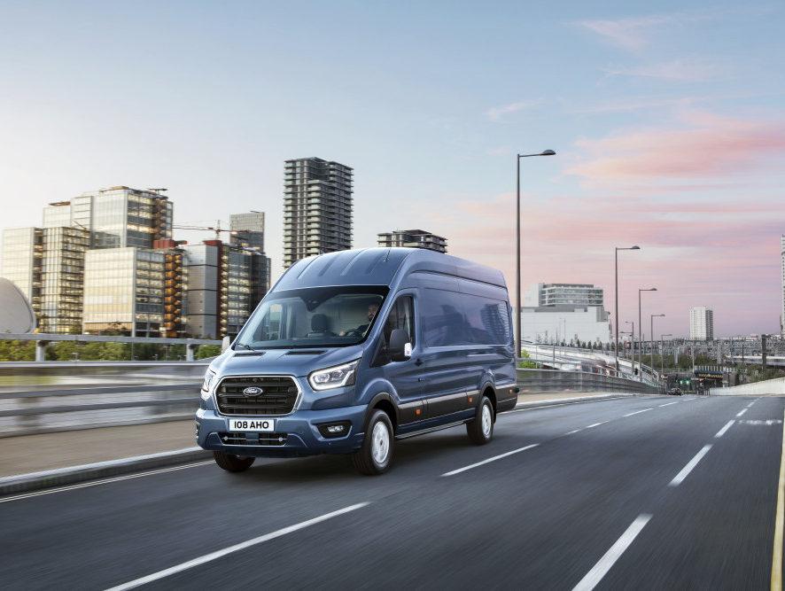A legintelligensebb és legtermelékenyebb Ford Transit világpremiere a Hannoveri Haszongépjármű Szakkiállításon