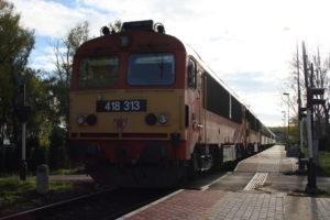 Megkezdődik az észak-balatoni vasútvonal fejlesztése