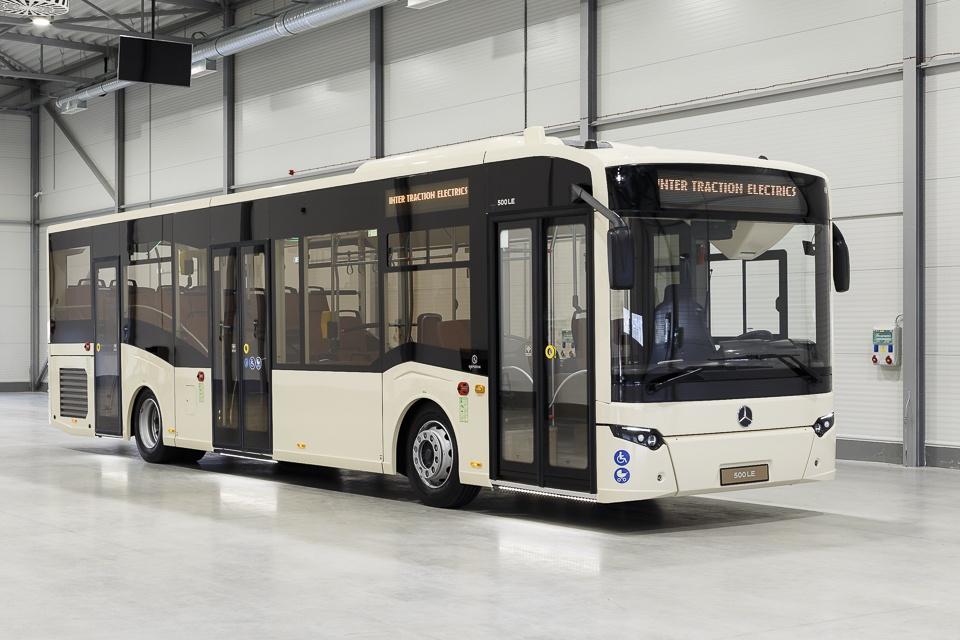 Forgalomba állhat a hazai gyártású, városi autóbusz