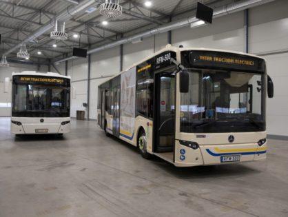 Ma áll forgalomba az első helyi gyártású Mercedes-Benz Reform 500 LE Debrecenben