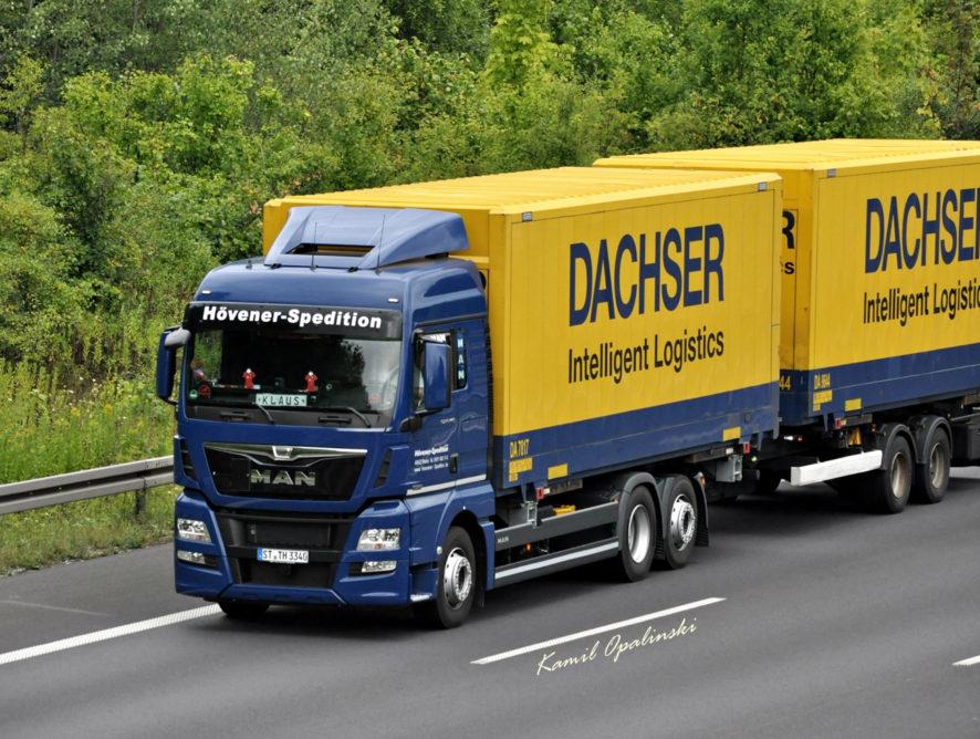 Új vezetők a Dachser Hungary élén