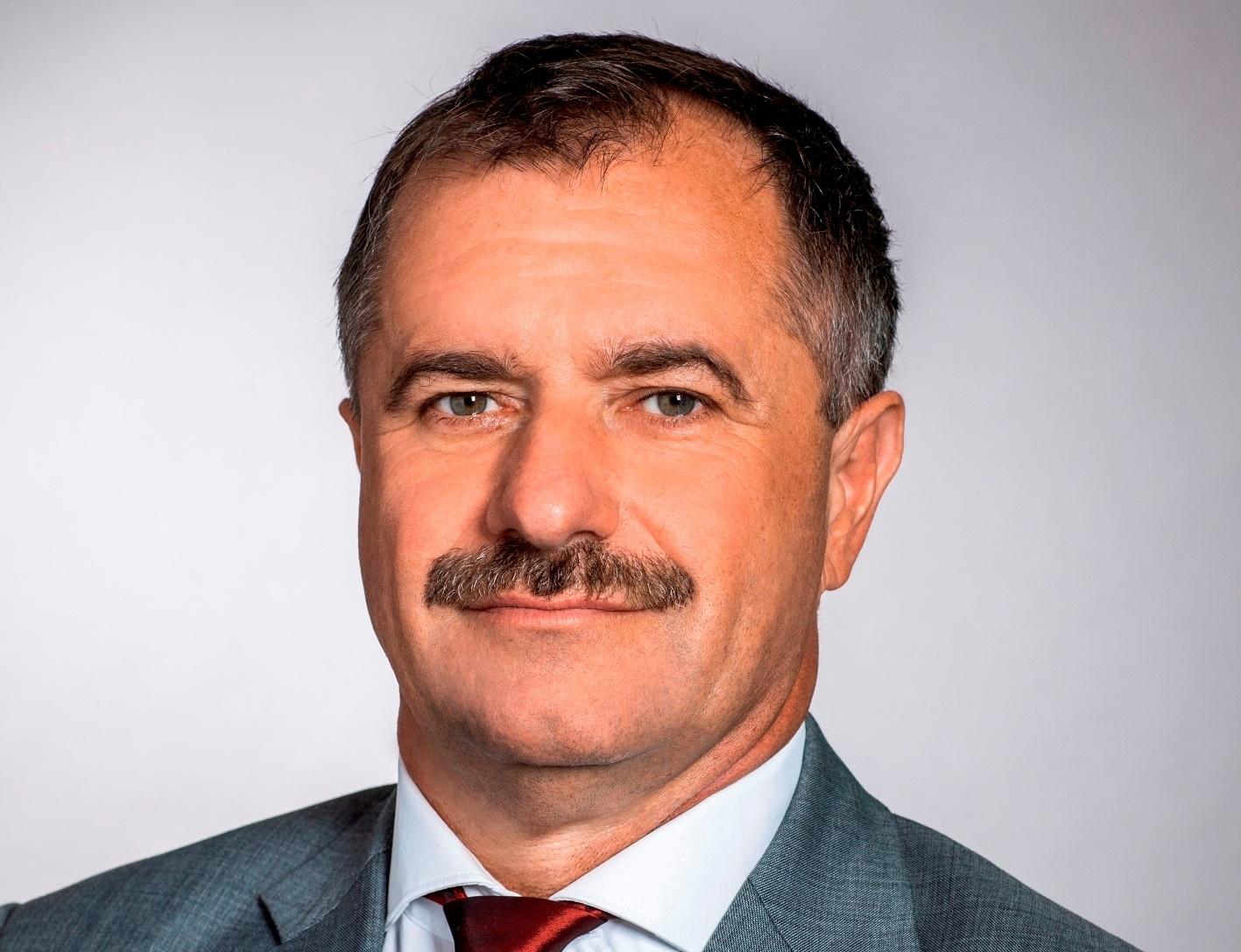 Dr. Kovács Imre a RailCargoAustria új igazgatósági tagja