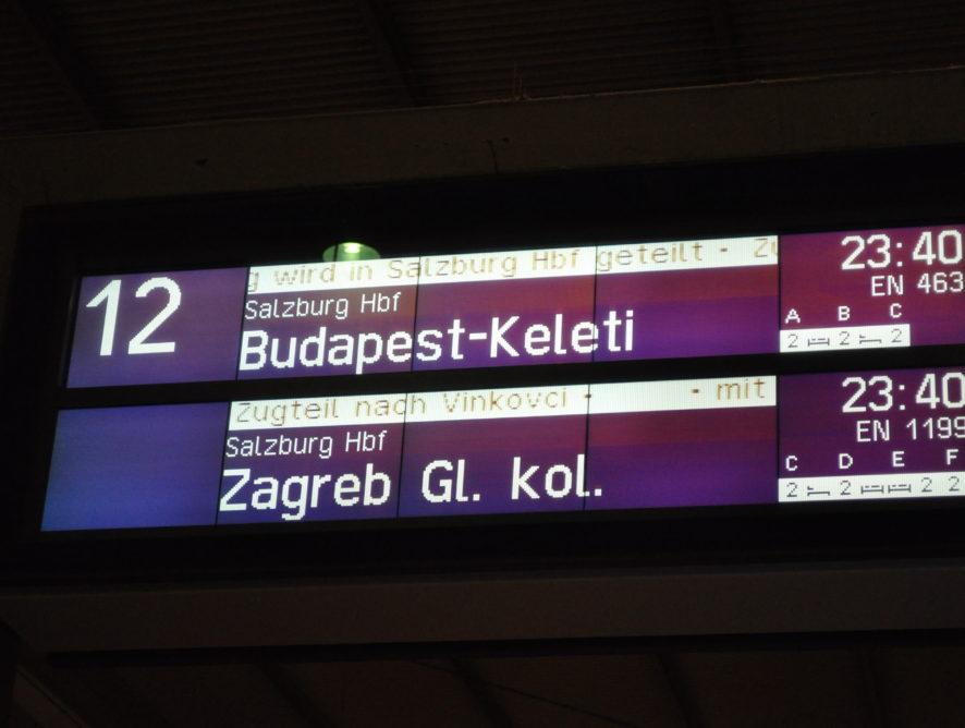 Versenyhelyzet-elemzés: Budapest–München