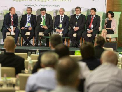 Fókuszban a hazai vasút versenyképességének javítása