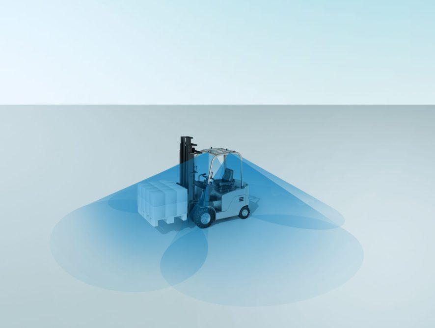 Logisztikai piacra fejlesztett multikamerás rendszer