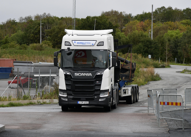 Az új Scania-generáció csökkenti az üzemanyag-költséget