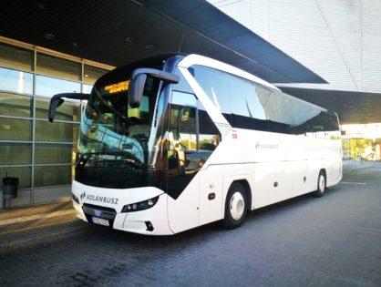 Százötvenegy új autóbusz
