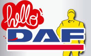 """Hello DAF! - Az """"5 tengelyen-biztos kézzel!"""" verseny új főtámogatója"""