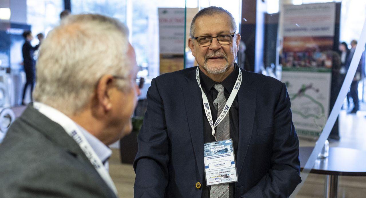 Lépést tartani a változásokkal - interjú Erdélyi Lászlóval, az E-2000-CONSULT Kft. ügyvezető igazgatójával