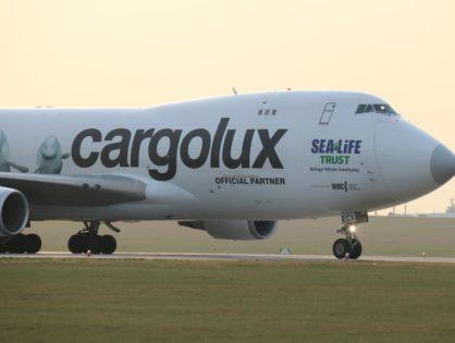 Megérkezett az első Csengcsou-Budapest cargo-járat,