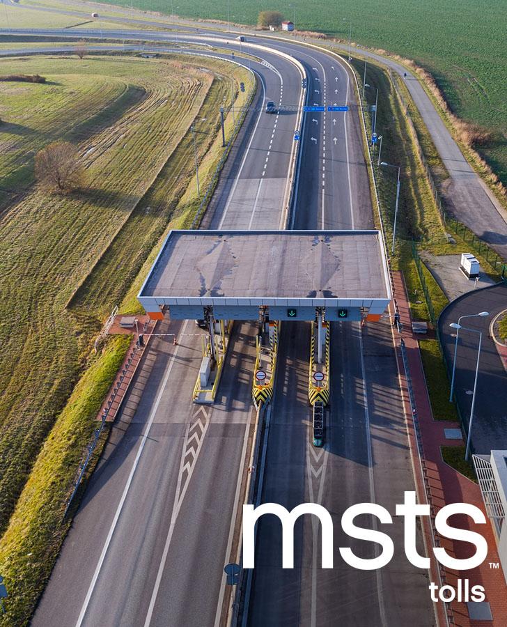 Egyszerűbb útdíjkezelés az MSTS Tolls-szal