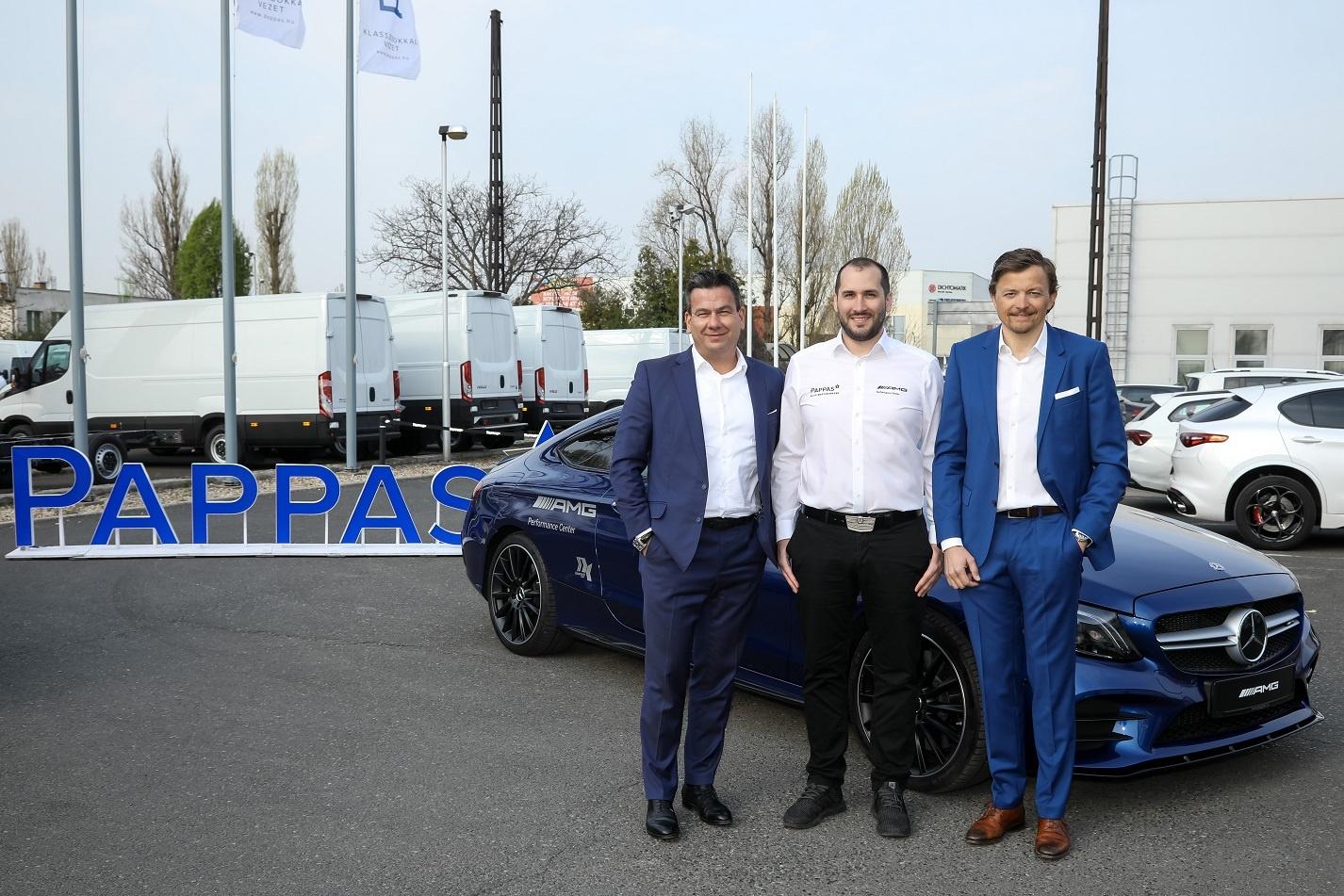 Idei célértékek a Pappas Autónál: 10 ezer eladott, 80 ezer szervizelt jármű