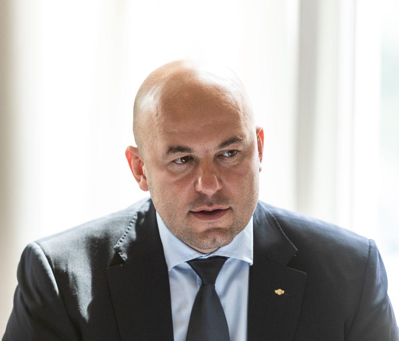 A HUNGRAIL elnökévé választották dr. Homolya Róbertet, a MÁV Zrt. elnök-vezérigazgatóját