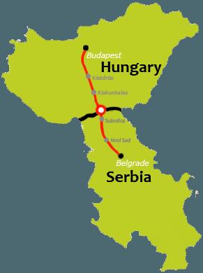 Az RCH szerint erősíti Magyarország geopolitikai helyzetének előnyeit a Budapest–Belgrád vasútvonal építése