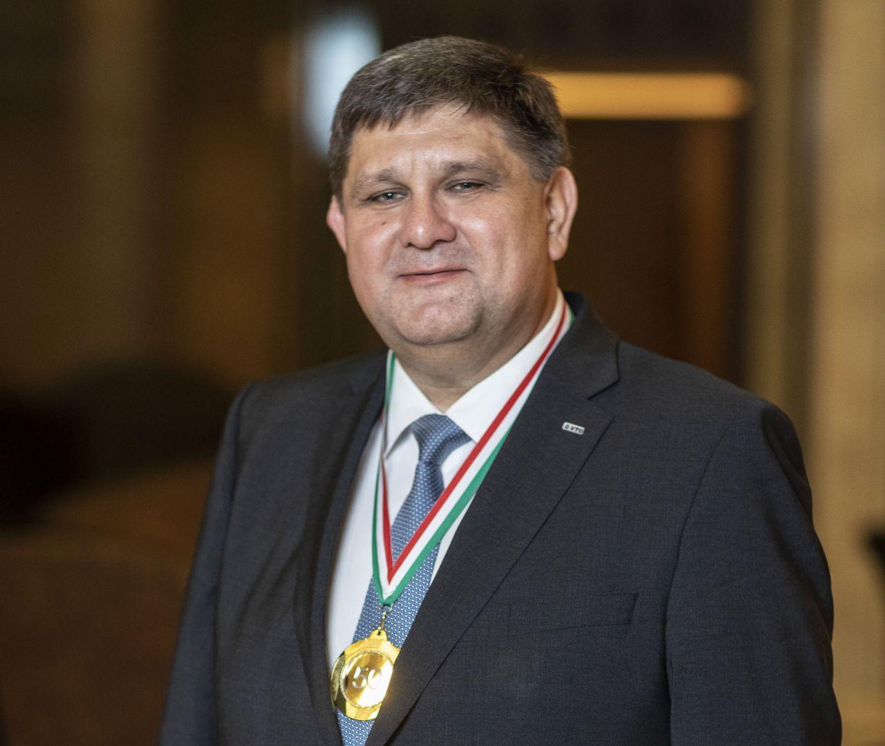 """""""Kapacitás nélkül hiába van jó ár"""" – interjú Potvorszki Zoltánnal, a VTG Rail Logistics Hungaria ügyvezető igazgatójával"""