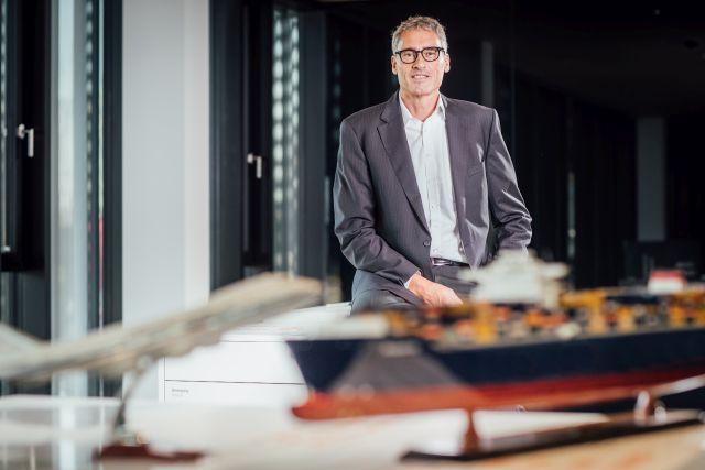 Lothar Thoma a Gebrüder Weiss igazgatótanácsának új tagja