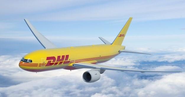 A DHL Express hat új Boeing 777 repülőgéppel korszerűsíti flottáját