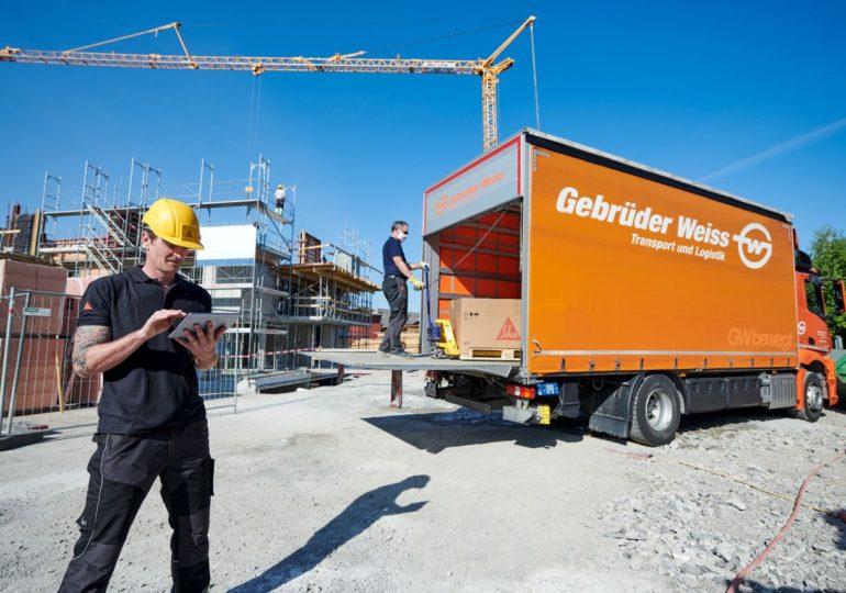 A Gebrüder Weiss bevezeti az ETA alkalmazását