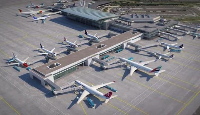 2021-re készül el a 3-as terminál Ferihegyen