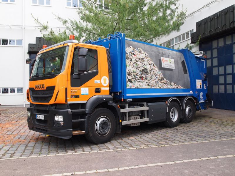 Hatékonyak az országban üzemelő CNG-buszok és teherautók