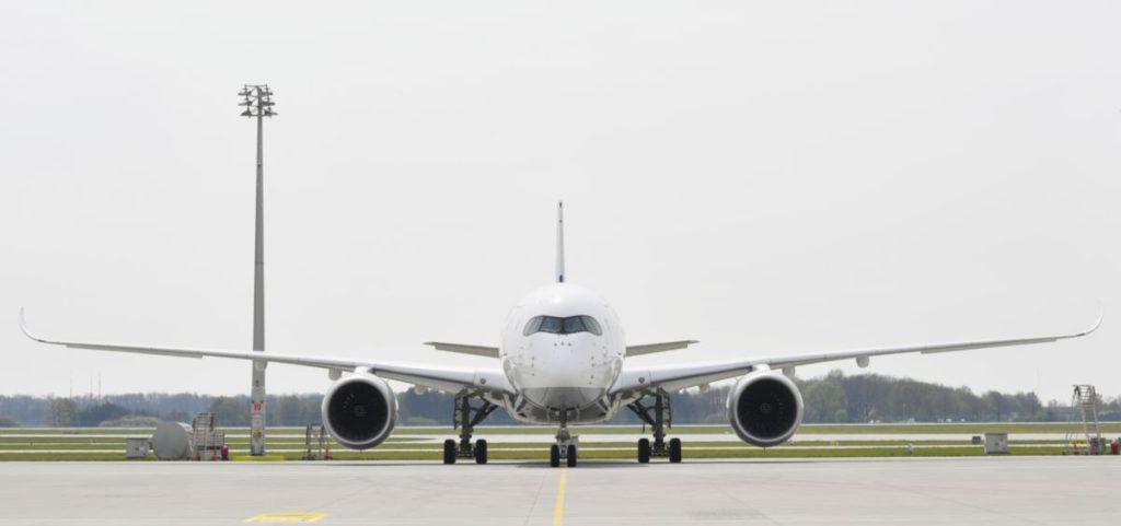 A Lufthansa ősztől Airbus A350-900-ast közlekedtet Hongkongba