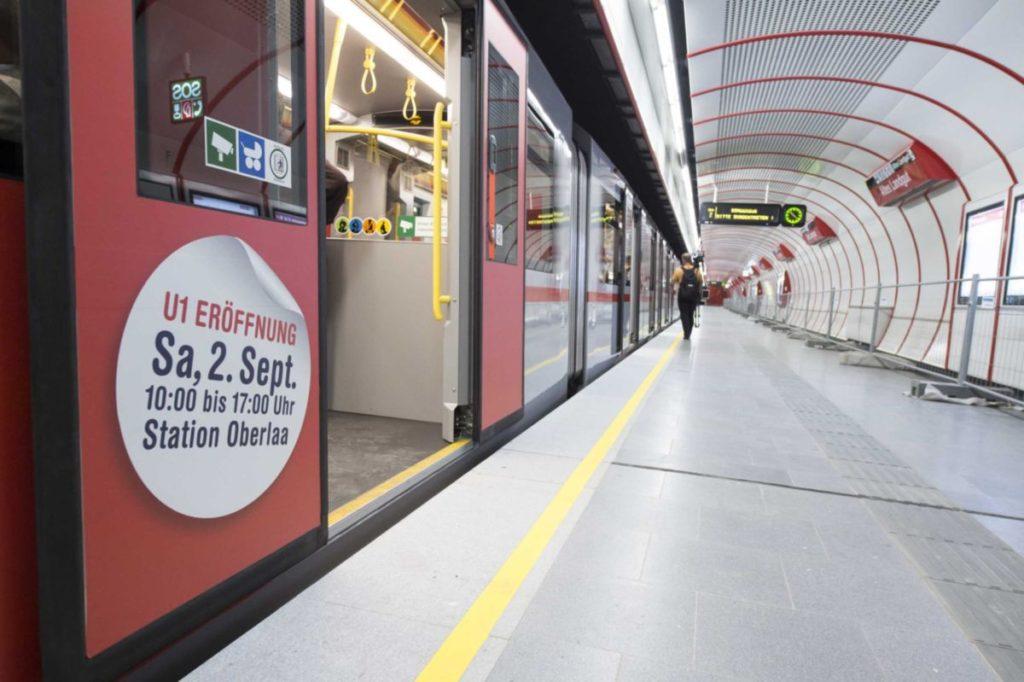 Elkészült az osztrák főváros leghosszabb metróvonala