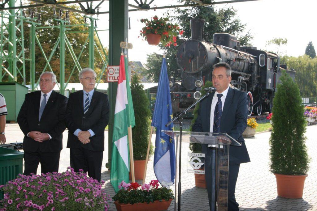 170 éve épült meg a Sopron és Bécsújhely közötti vasútvonal