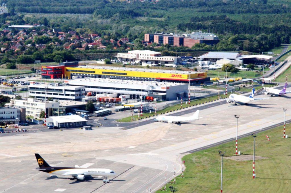 Szárnyalnak a logisztikai beruházások a repülőtéren