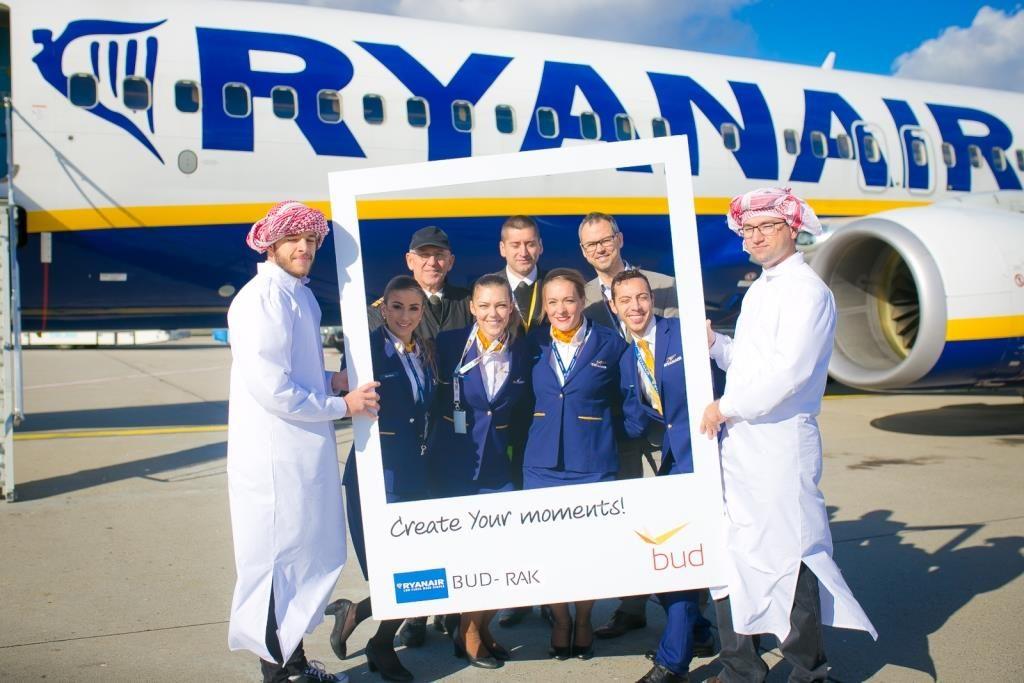 Itt az új észak-afrikai útvonal a Ryanairrel