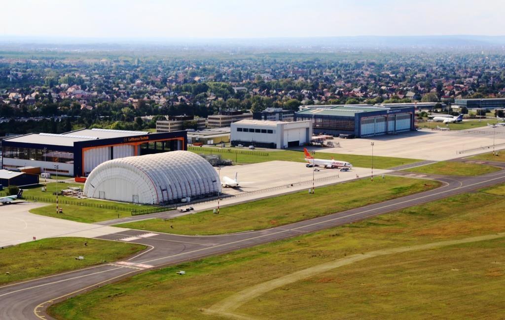Megújulás és bővítés – repülőgép karbantartás Ferihegyen