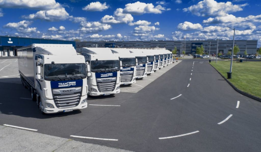 Bővíti nyerges vontató flottáját a Trans-Sped Cégcsoport