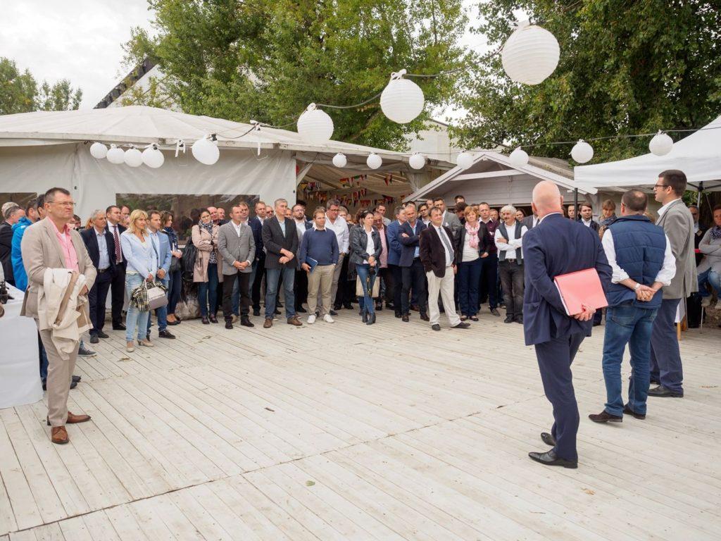 Vasúti ágazati csúcstalálkozó a Rail Cargo Hungaria partner rendezvényén