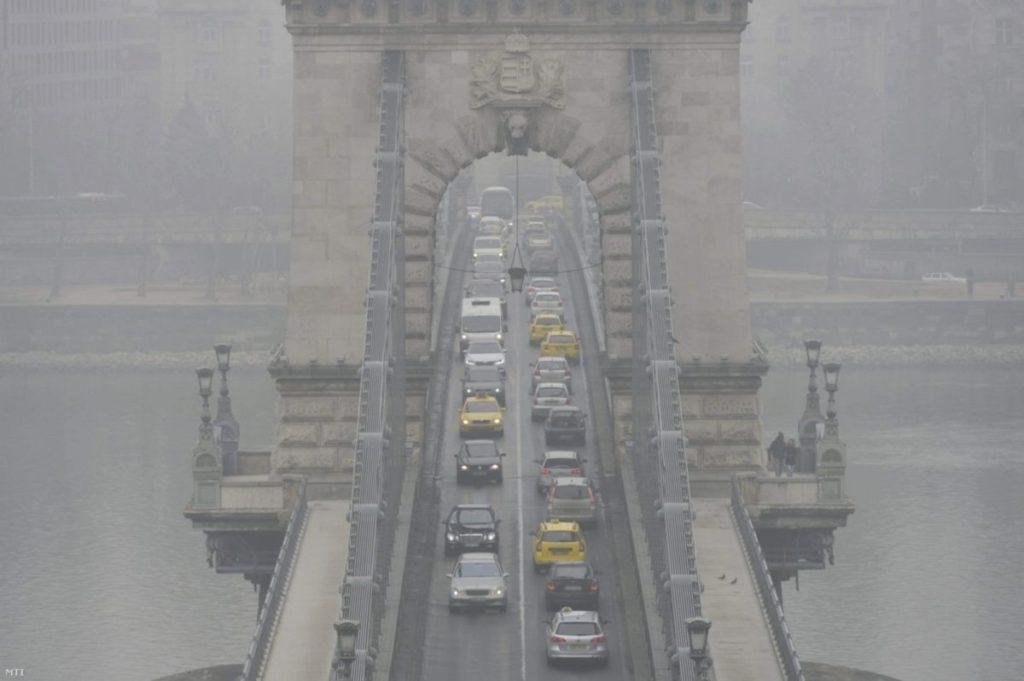 Tovább szigorodik a fővárosi szmogrendelet