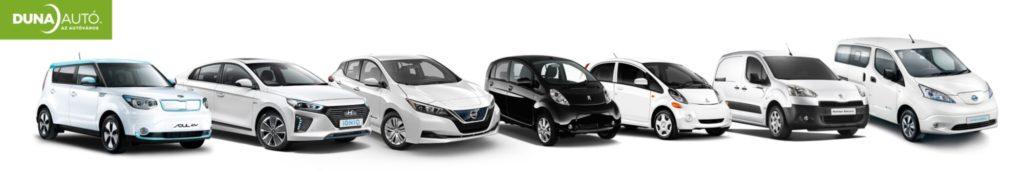 Az élen elektromos autók értékesítésében