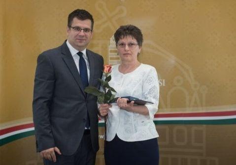 Miniszteri elismerés az RCH két kollégájának
