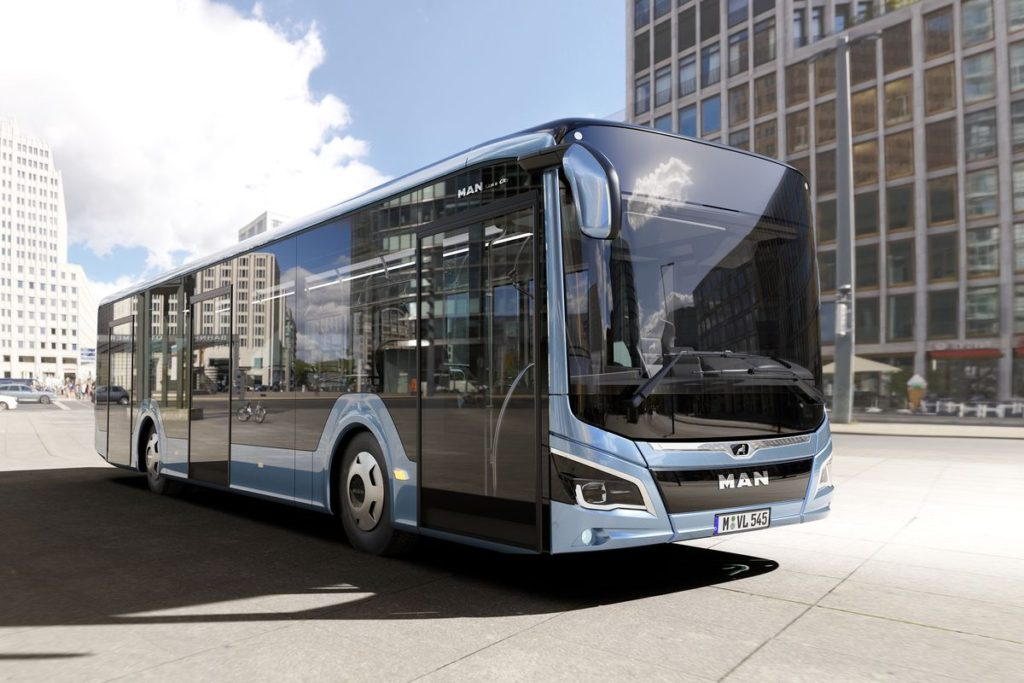 MAN-újdonságok az autóbuszpiacon