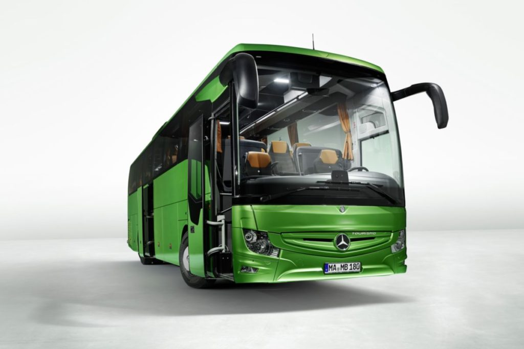 Új autóbuszok az EvoBus kínálatában