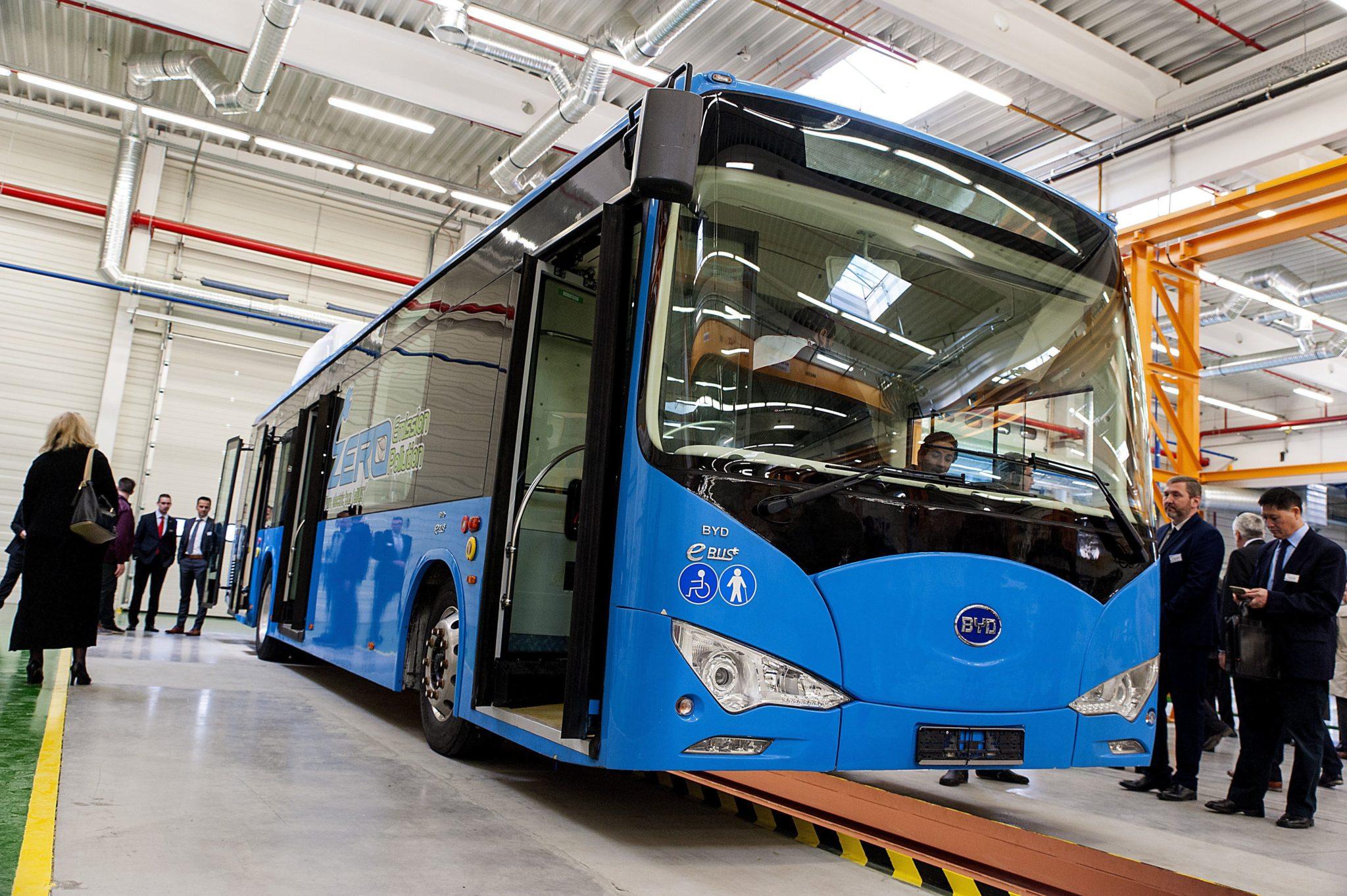 Hazai elektromos buszgyártók rajtra készen