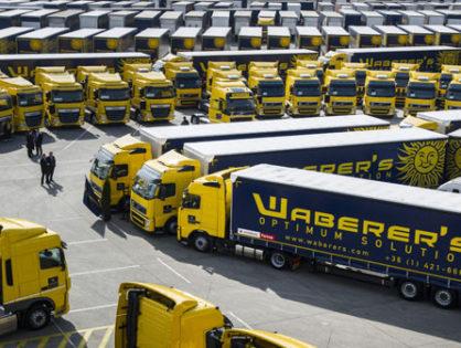 Önálló sofőrképzési programot indított a Waberer's