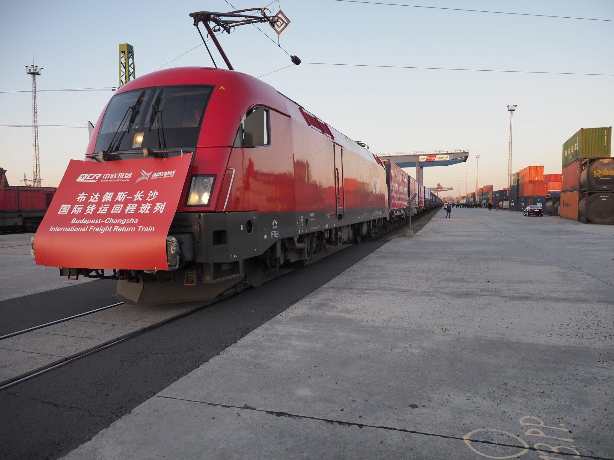 A vasút szerepe az acélipari szállításokban