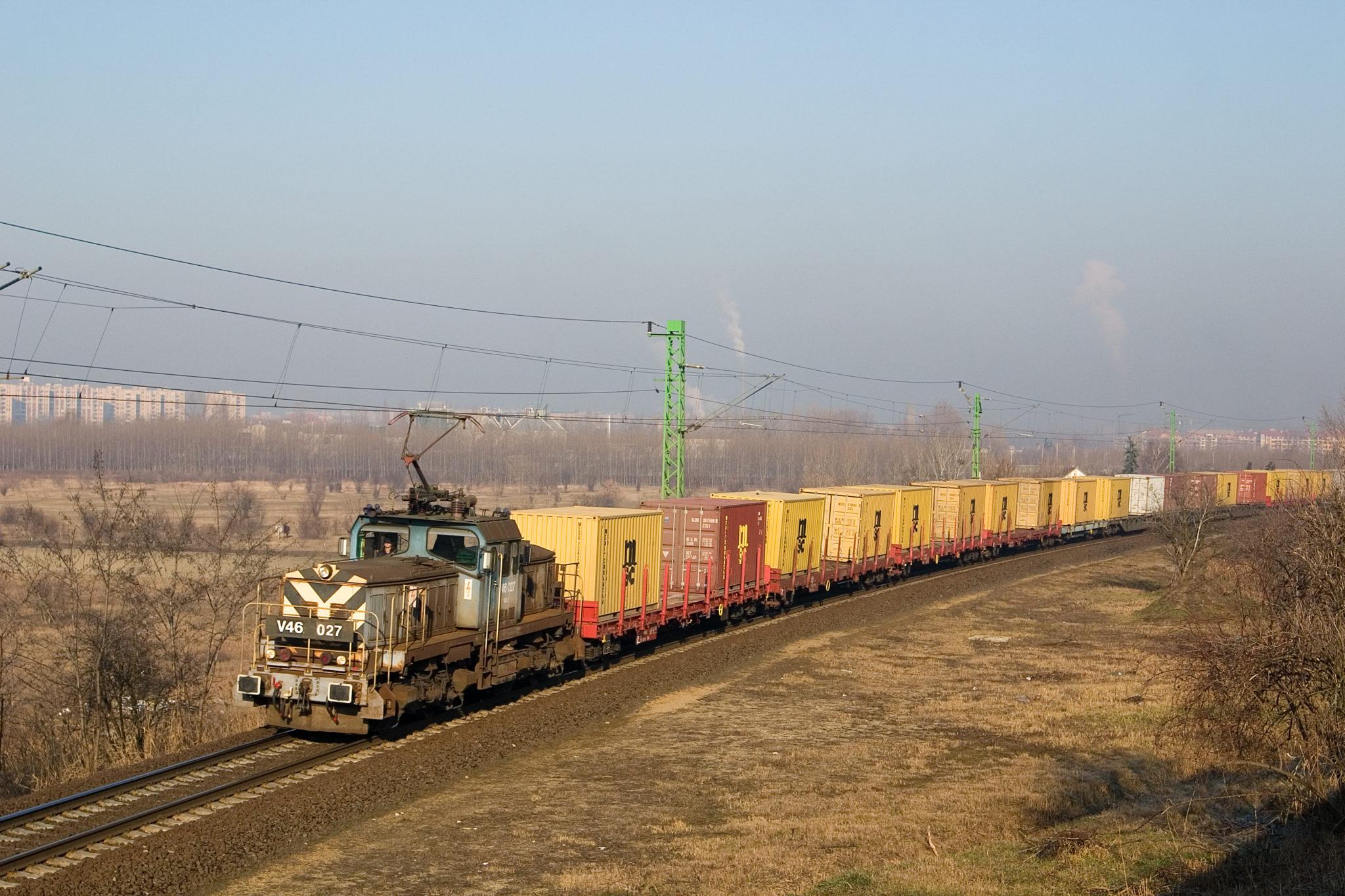 A Budapest–Belgrád vasútvonal az árufuvarozás szolgálatában?