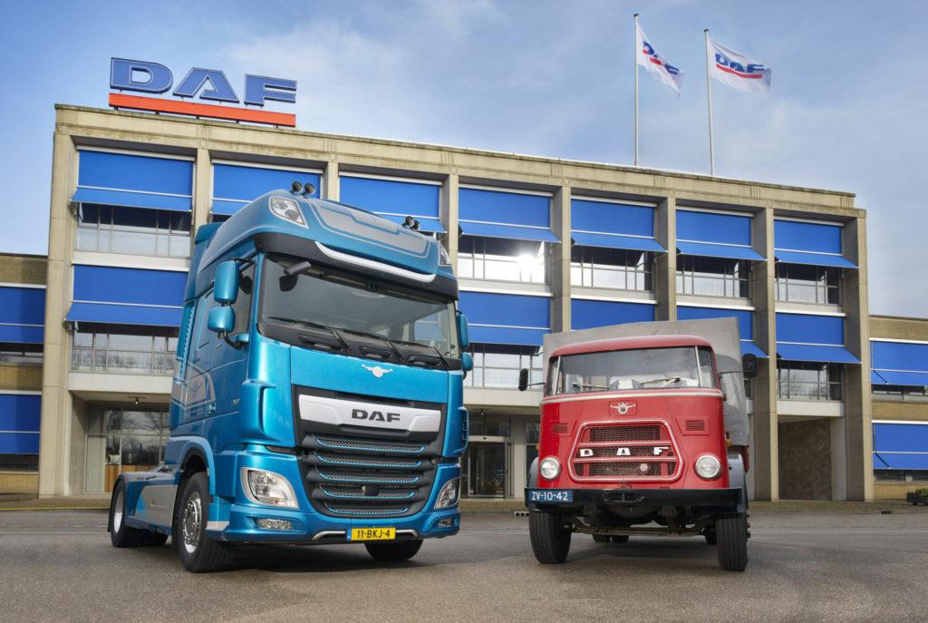 A DAF Trucks bemutatja korlátozott darabszámú 90thAnniversary Edition modelljét