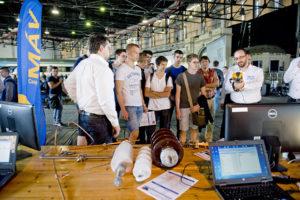 A MÁV-csoport és a Dunaújvárosi Egyetem duális képzése