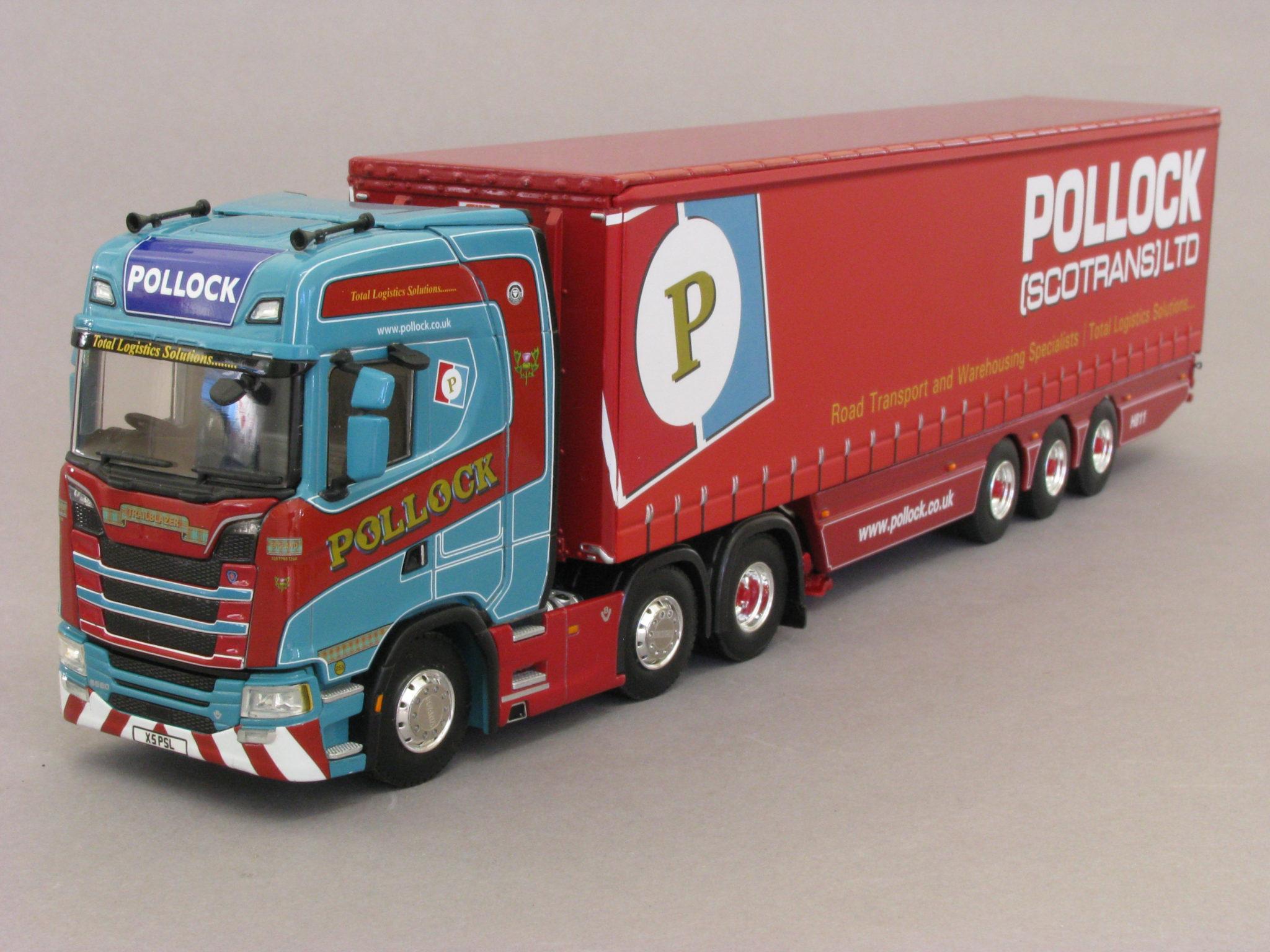 Virágzik a fémöntvényből készült modell-teherautók piaca