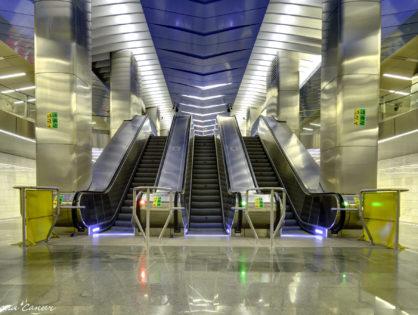 67 kilométeres lesz az új moszkvai metróvonal