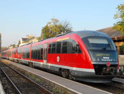 Mérföldkő a Budapest–Esztergom vasútvonal fejlesztésében
