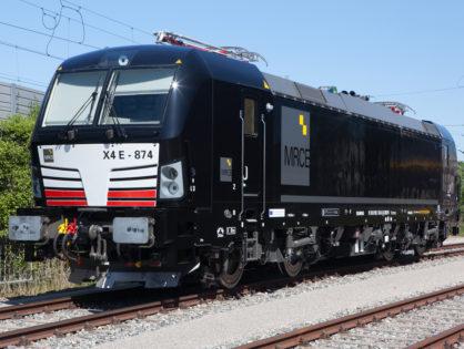 Megrendelés 25 Vectron mozdonyra