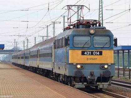 Fél órával rövidebb a vonatút Pécsről a Balatonra