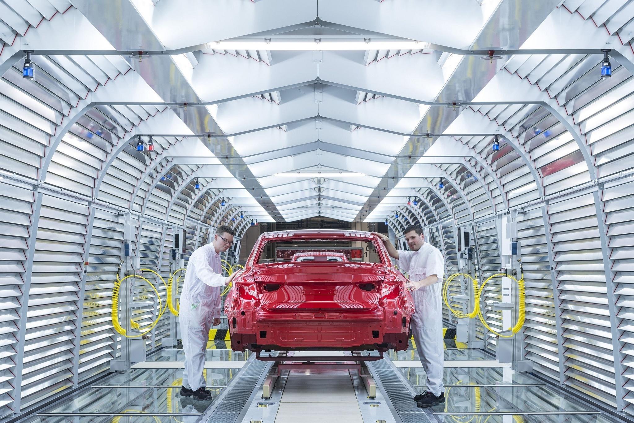 Új korszak kezdődik a győri Audi gyárban